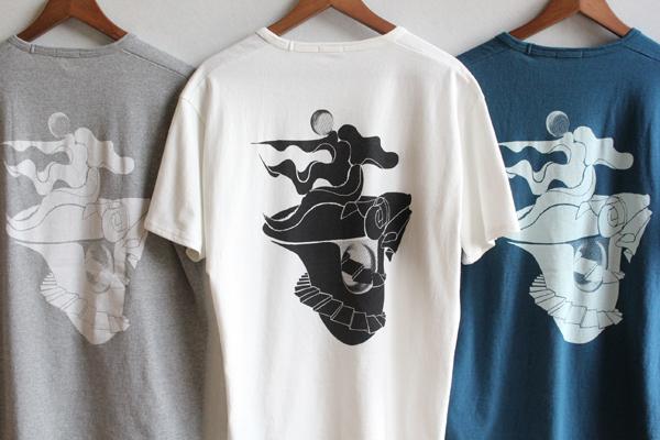 jau remilla ( レミーラ ) レンゾク オリジナルコラボTシャツ