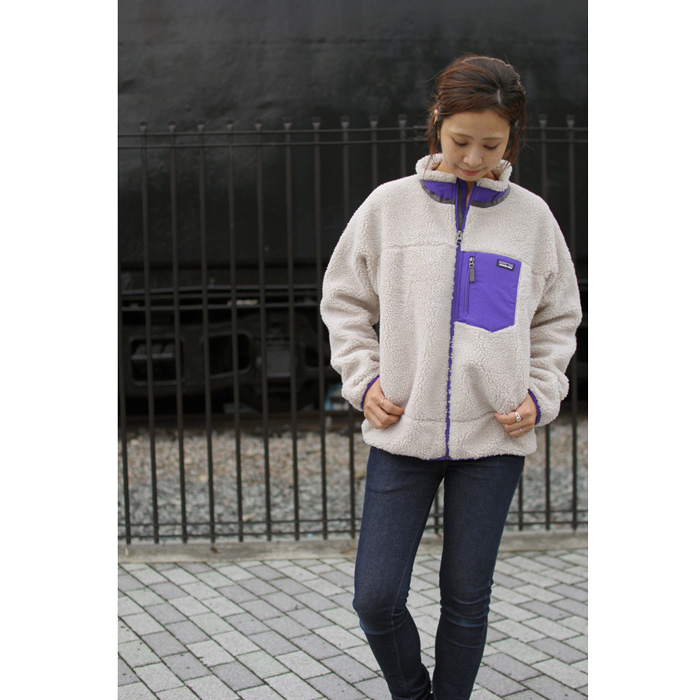 PATAGONIA ( パタゴニア ) ジャケット KID'S(LADY'S) RETRO-X JACKET (NLJP) 65625