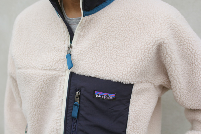 PATAGONIA ( パタゴニア ) ジャケット MEN'S CLASSIC RETRO-X JACKET (NATURAL) 23056