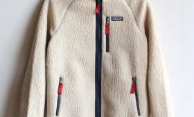 patagonia レトロパイルジャケット
