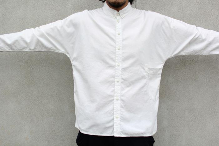 remilla ( レミーラ ) 2019A/W 予約商品 ドルマンダンガリーシャツ R193405