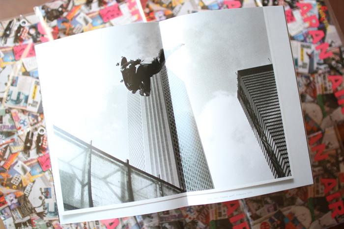 「JAPAN AIR」樋貝吉郎 '80s SKATEBOARDING SKATE ZINE
