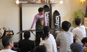 KOSSYMIX 講習会ありがとうございました!!