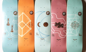 MAGENTA SKATEBOARDS 2019FALL新作デッキ入荷