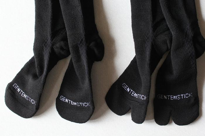 GENTEMSTICK ( ゲンテンスティック ) × YAMAtune SNOWBOARD SOCKS メリノウールソックス