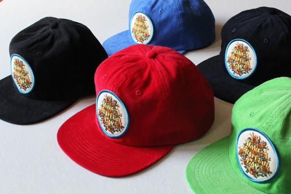 GOWEST ( ゴーウエスト ) GRATEFUL DAY CORDUROY CAP