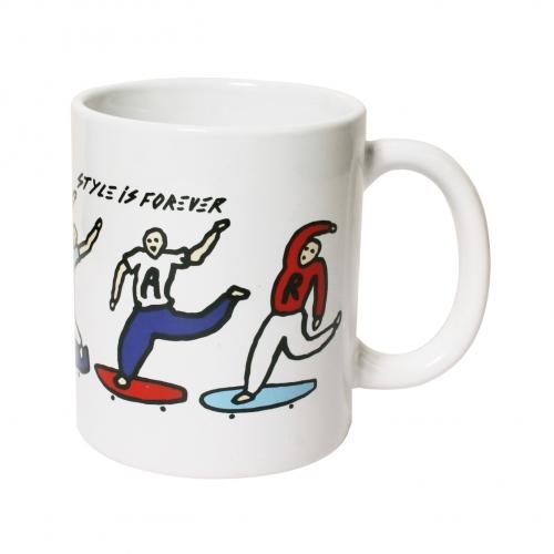 POLAR SKATE CO. ( ポーラー ) マグカップ STYLE IS FOREVER MUG
