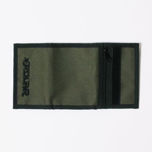 POLAR SKATE CO. ( ポーラー ) 財布 STAR KEY WALLET ( OLIVE )