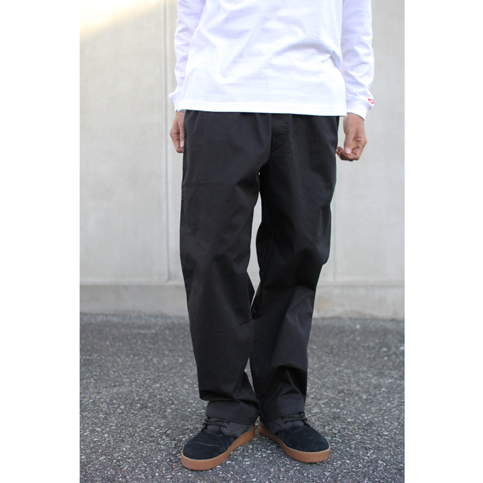 POLAR SKATE CO. ( ポーラー ) パンツ SURF PANTS ( BLACK )