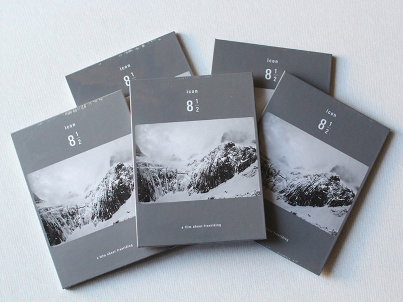 EBIS films ( エビスフィルム ) 「 icon8 1/2 」 本日発売!