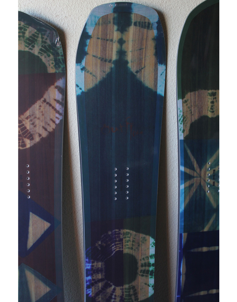 OUTFLOW SNOWBOARDS ( アウトフロー ) 19-20 P-PHAT 156