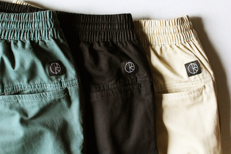 POLAR SKATE CO. ( ポーラー ) パンツ SURF PANTS ( MALLARD GREEN )