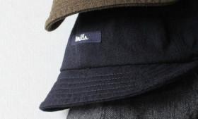 remilla ( レミーラ ) 2019A/W クロス帽 キャップ