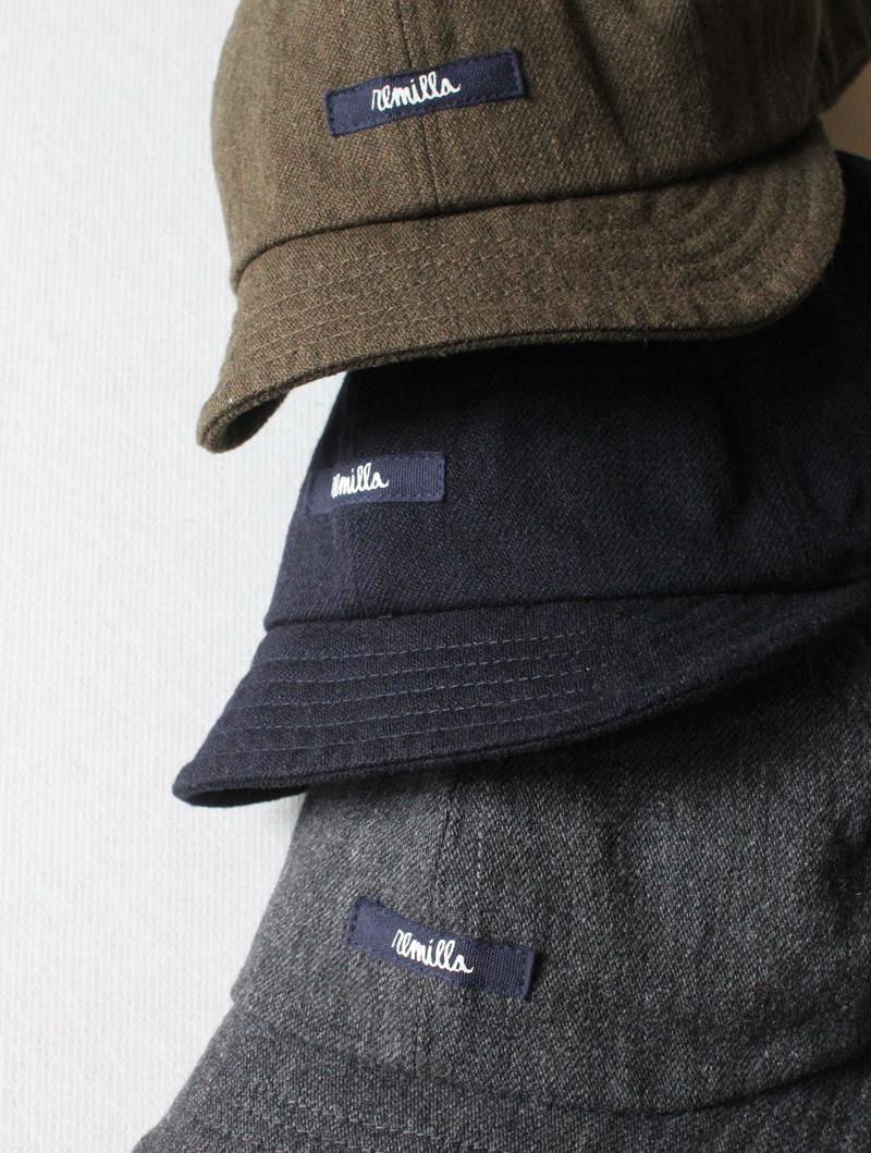 remilla ( レミーラ ) 2019A/W クロス帽 キャップ R193431
