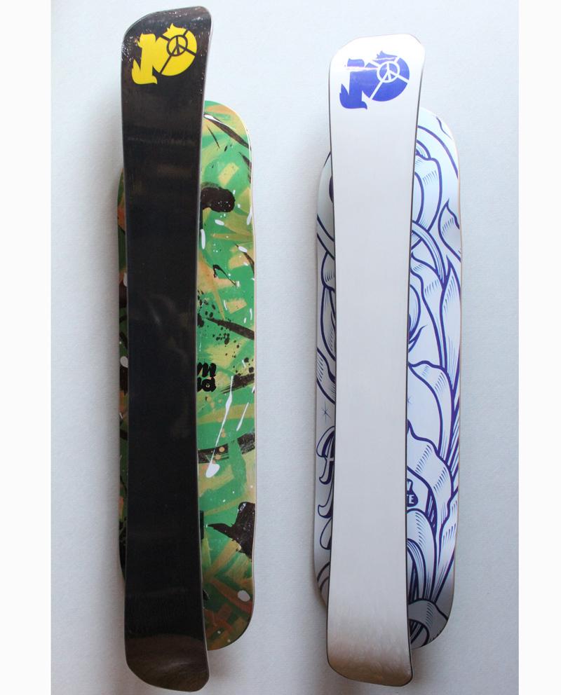 PEACEMAKER ( ピースメーカー ) スノースケート 19-20 SNOWSKATE 1078 1040