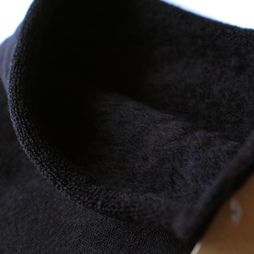 YETINA ( イエティナ ) ネックウォーマー ANTARCTICA MERINO NECK GAITER ( BLACK )