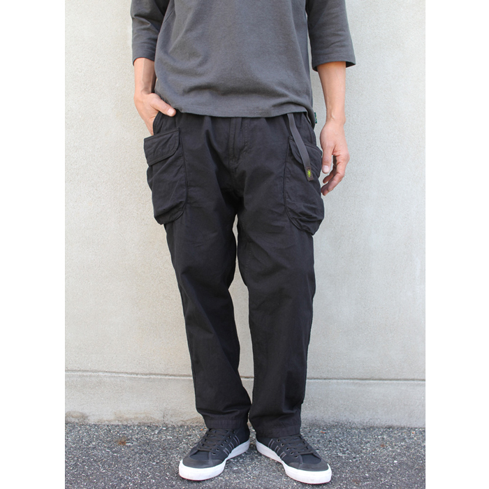 GOHEMP ( ゴーヘンプ ) パンツ MEN'S HEMP UTILITY PANTS