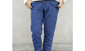 GOHEMP ( ゴーヘンプ ) LADY'S VENDOR ANKLE CUT PANTS