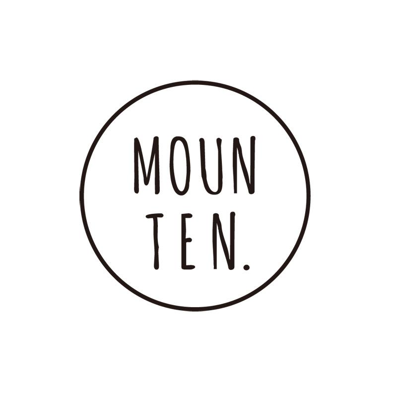 """新規取り扱い """"MOUN TEN. ( マウンテン ) """""""