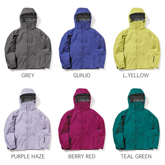 GREENCLOTHING ( グリーンクロージング ) 20-21 早期予約 2020-2021 HEAVY JACKET