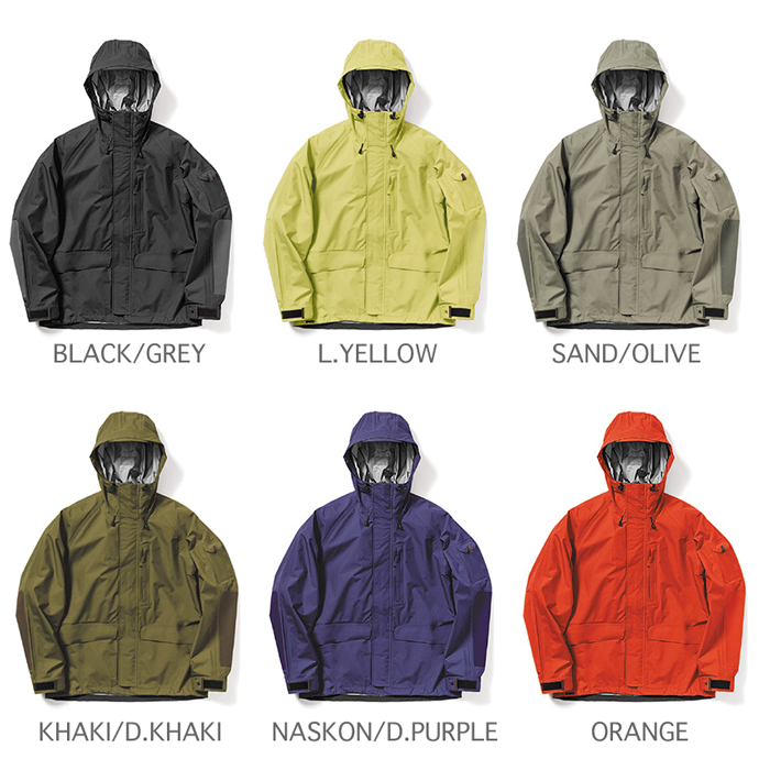 GREENCLOTHING ( グリーンクロージング ) 20-21 早期予約 2020-2021 PEACE JACKET