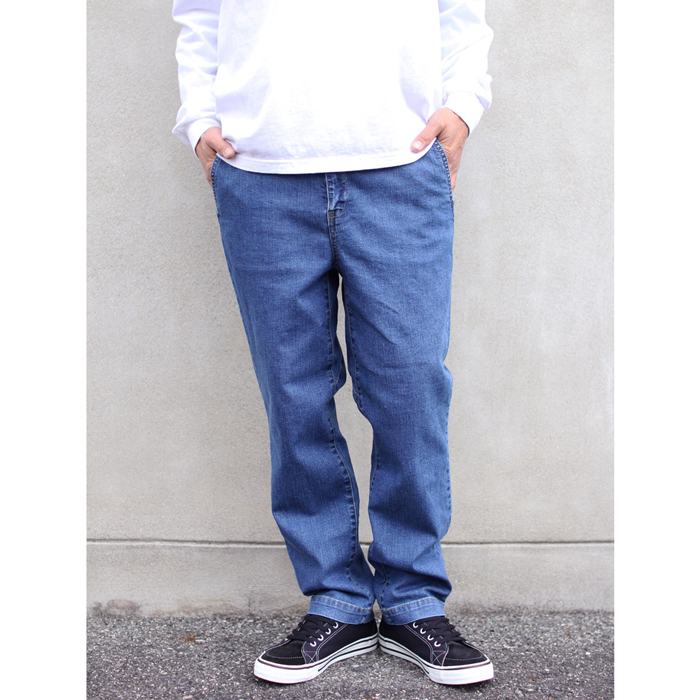 DEVADURGA ( デヴァドゥルガ ) CRAFTSMAN DENIM PANTS