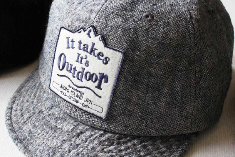 DEVADURGA ( デヴァドゥルガ ) キャップ CLUNKY CAP 9
