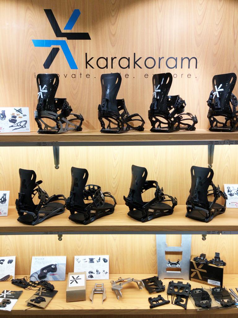 KARAKORAM ( カラコラム ) 20-21 予約商品 バインディング LAYBACK 2020-2021