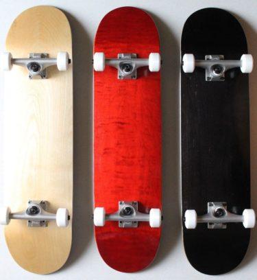 """スケートボード初心者にオススメ """"ブランクデッキコンプリート""""が入荷しました。"""