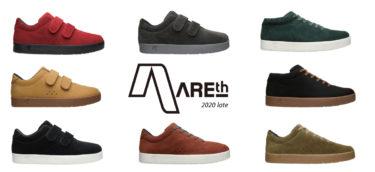 AREth ( アース ) 2020LATE 秋モデル新作発表
